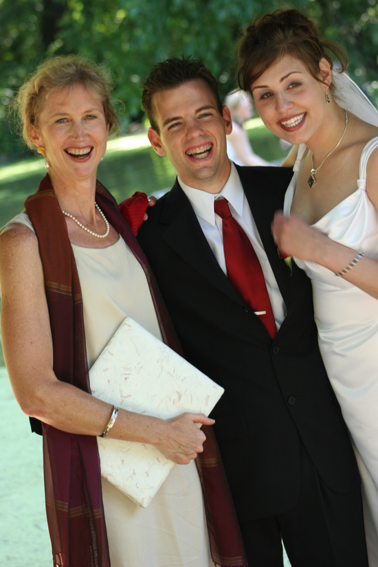 photo of Spirited Weddings with Deborah Roth