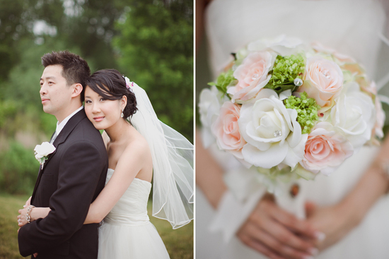 Elegant Spring Asian Wedding