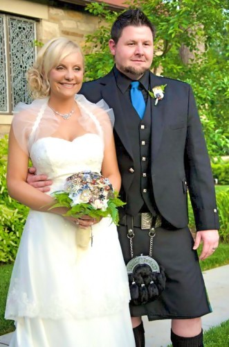 photo of Kilted Clergy Celtic Weddings & More