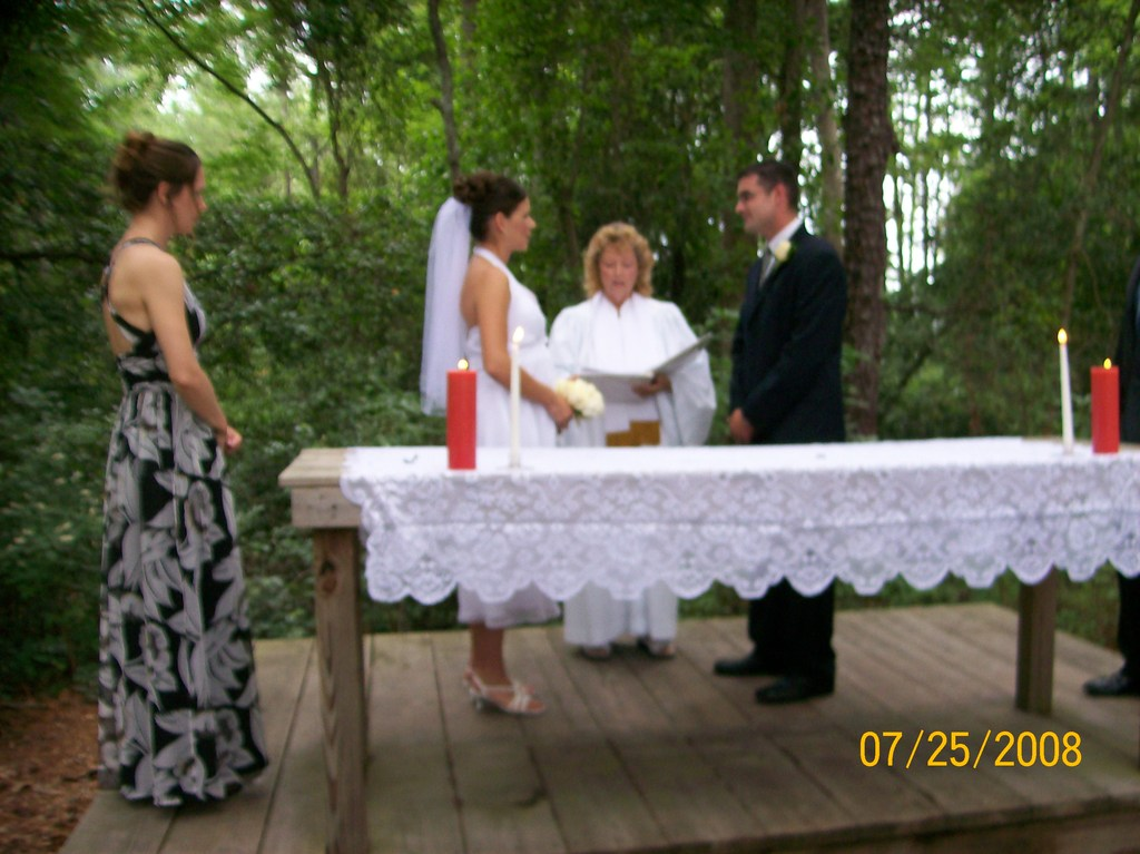 A NC Wedding Minister