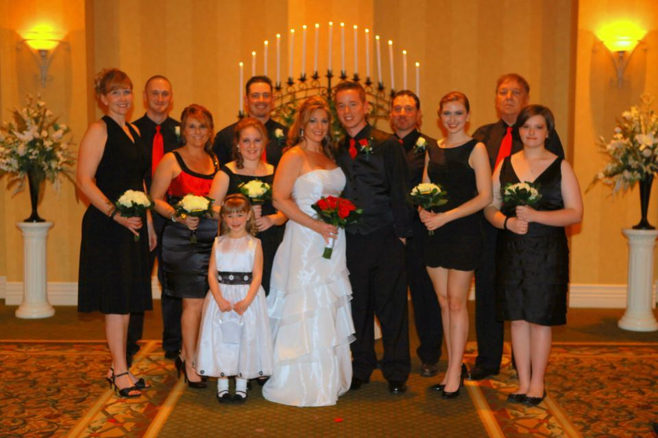 Danielle M. Baker-  Wedding Officiant, Ordained Minister-TheWeddingLady.us