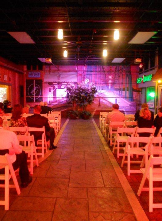 Car Barn - A Unique Chattanooga Venue