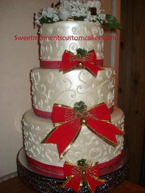 Sweet Moments Custom Cakes