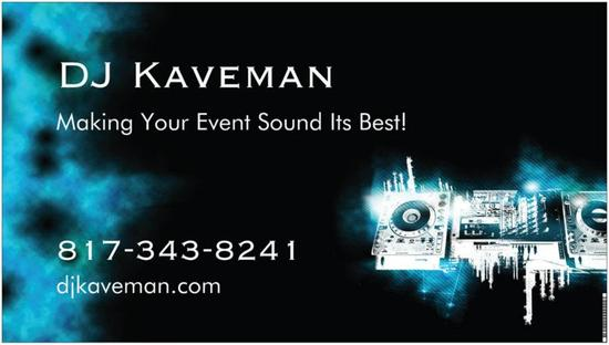 photo of DJ Kaveman