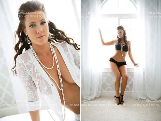 photo of Jayme Montoya Luxury Boudoir
