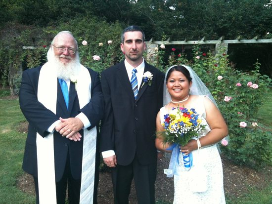 photo of All Faiths Wedding Officiants of the Triad