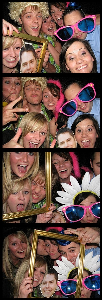 Creative Moments Photo Booth