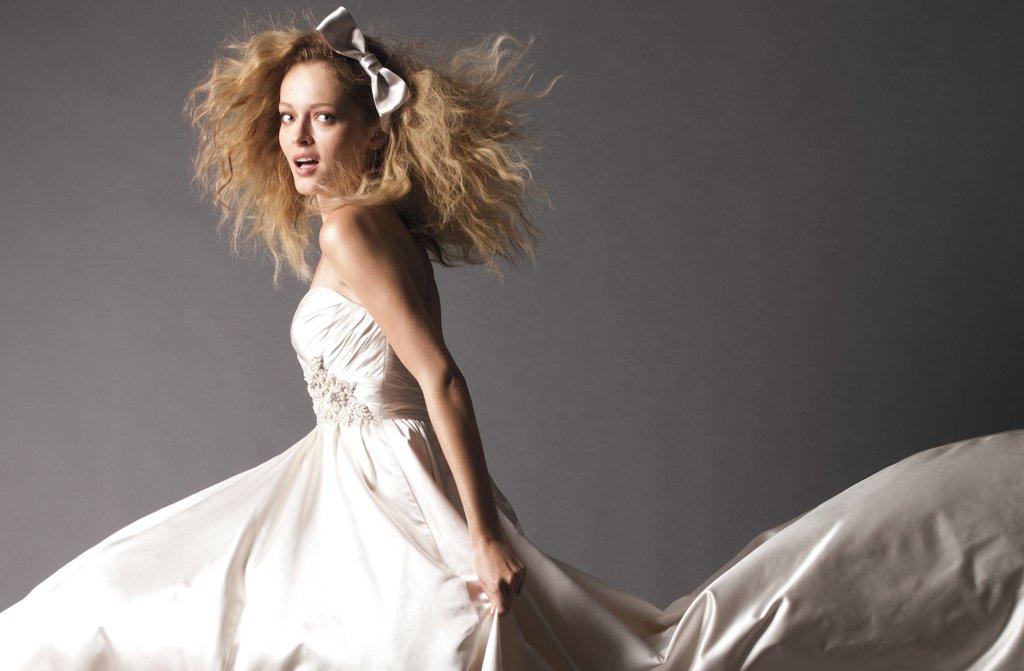 Watters-wedding-dress-non-white-beige-bridal-gown-wild-wedding-hairstyles.full