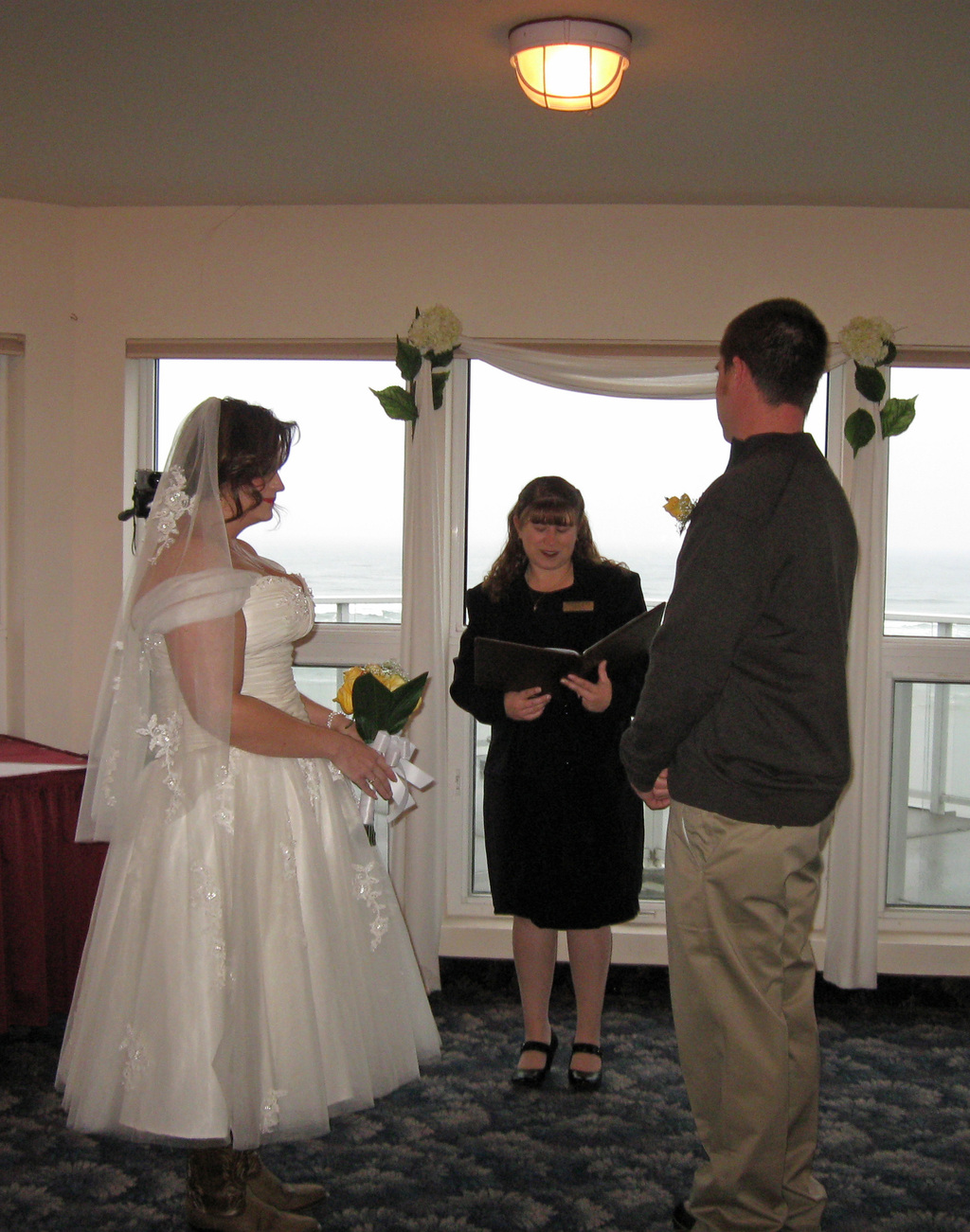 Loving Vows by Reverend Michels