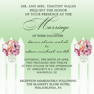 photo of Classy Classic Invitations