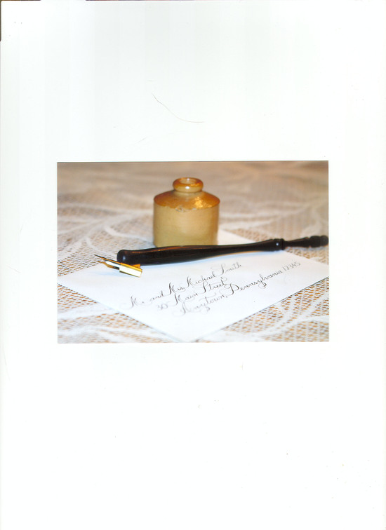 photo of Write Away For You Calligraphy