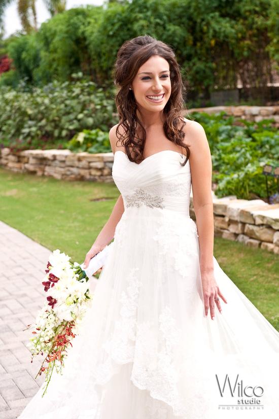 photo of Lisa Horwitz and The Blushing Bride Cosmetics