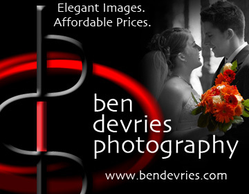 photo of Ben DeVries Photography