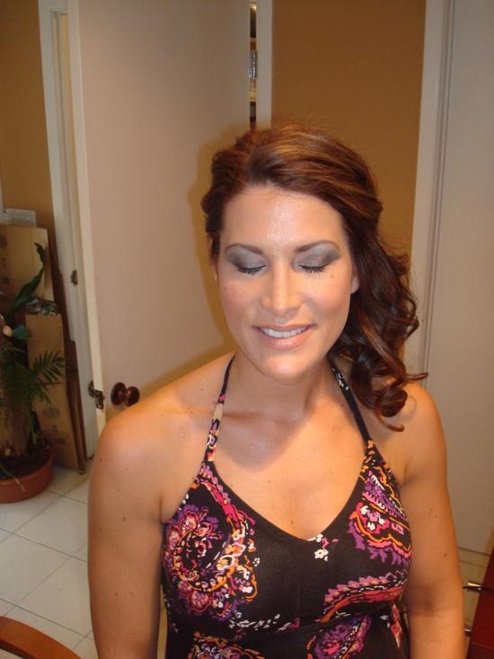 photo of Carol Hanna Makeup