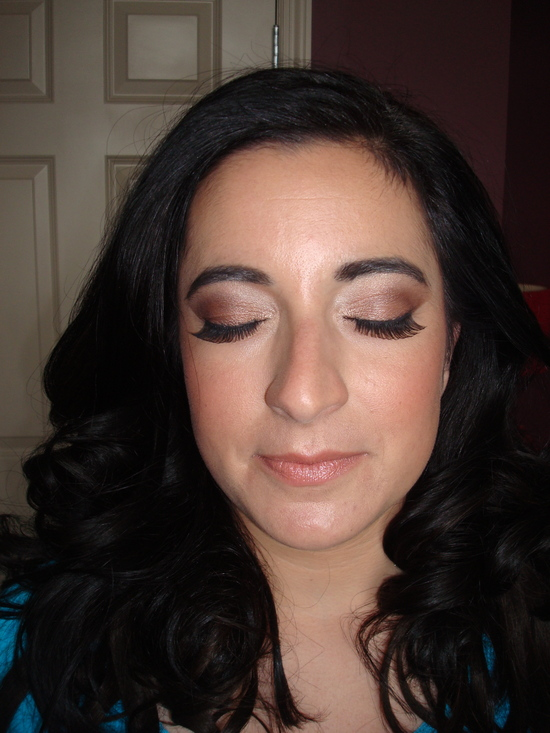 photo of Carol Hanna Makeup