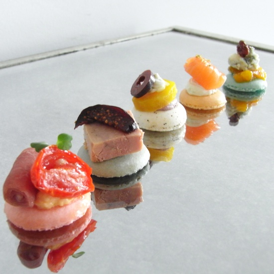 Savory Macaron Collection