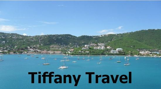 Tiffany Travel Logo