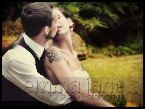 photo of Emma + Josh