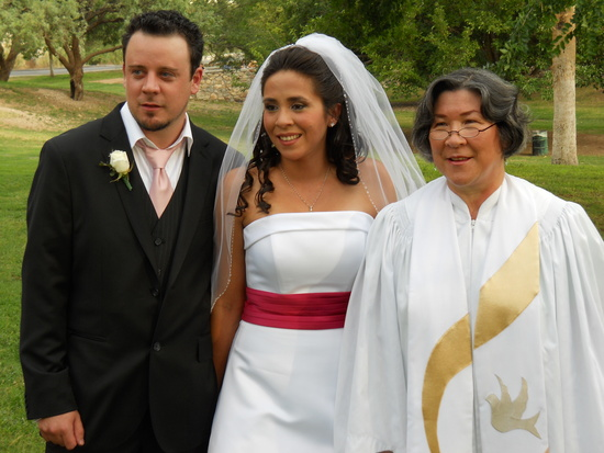 photo of El Paso Wedding Minister