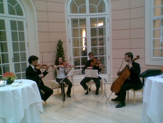 photo of GTA Strings - Live music band for weddings, parties, corporate events