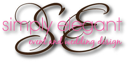 Simply Elegant Event &Wedding Design