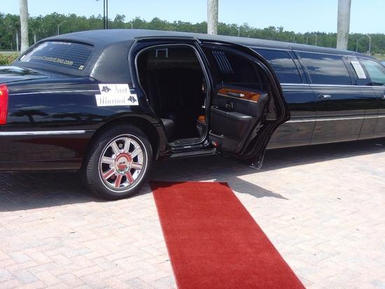Limo Lely pic 5 red carpet