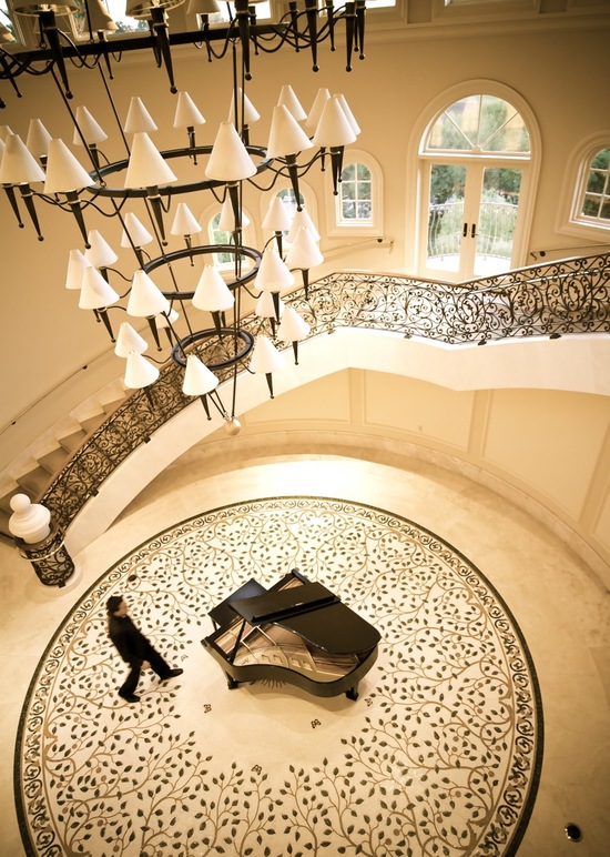 ST REGIS IN DANA POINT - piano-from-overhead-brian-stodart