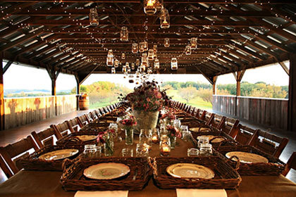 Barn Wedding - Country Setting
