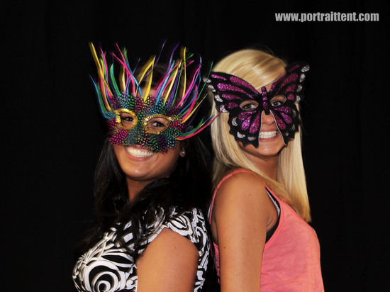 Portrait Tent Photo Booth