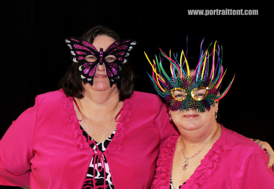 photo of Portrait Tent Photo Booth