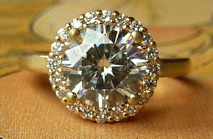 Unique-engagement-rings-wedding-bands-on-etsy-round-moissanite.full