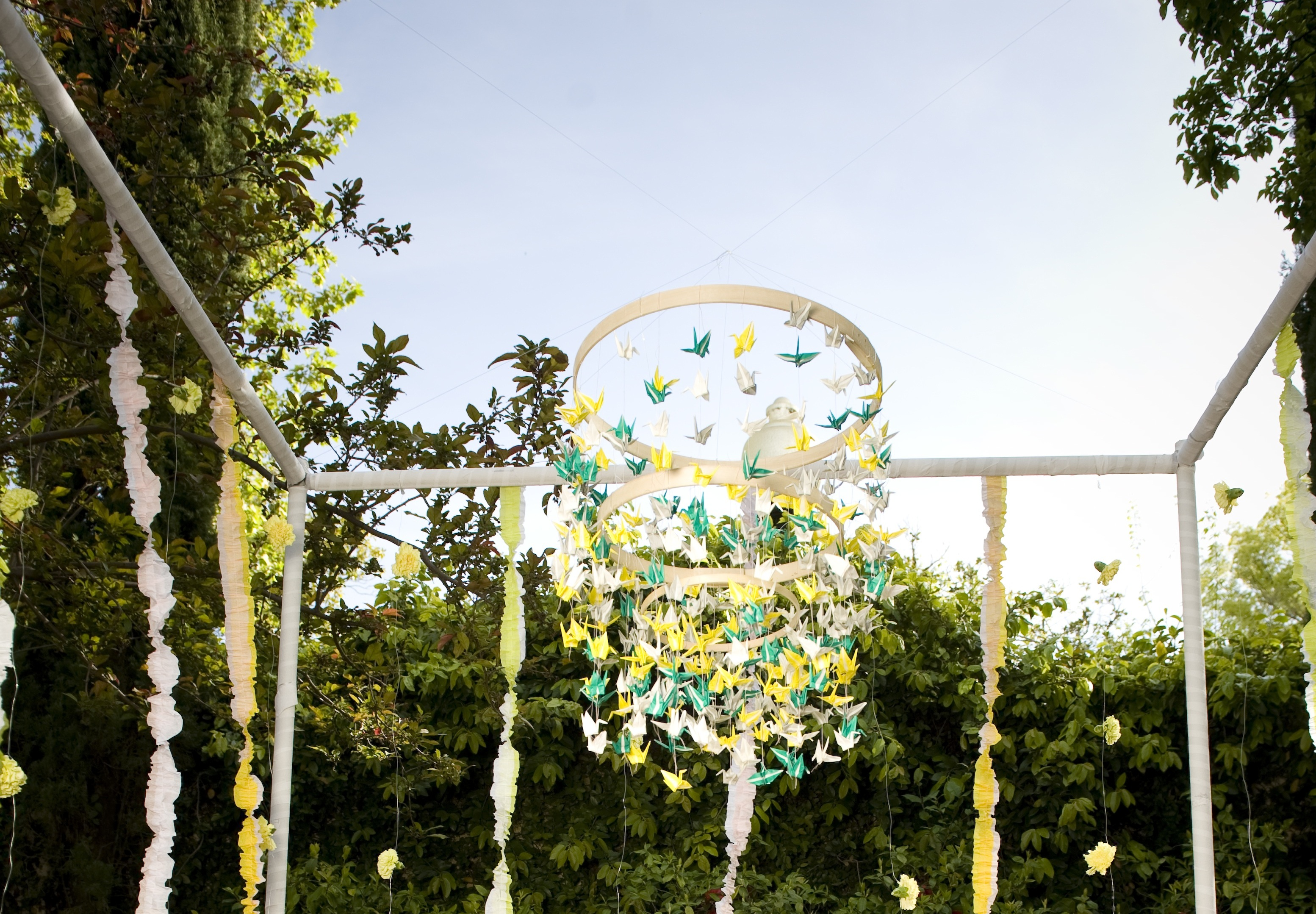 Whimsical-garden-wedding-paper-crane-arbor.original