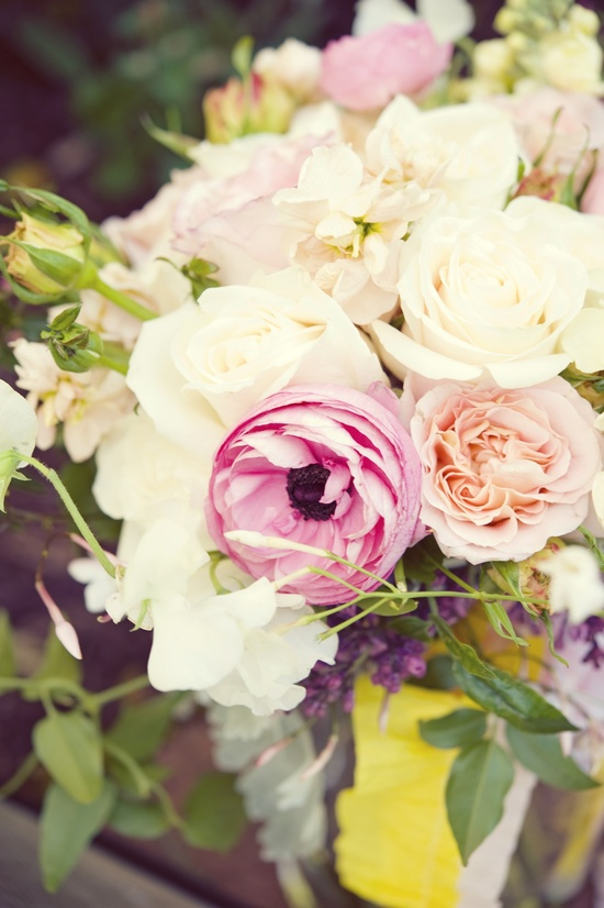 whimsical garden wedding romantic wedding details flowers