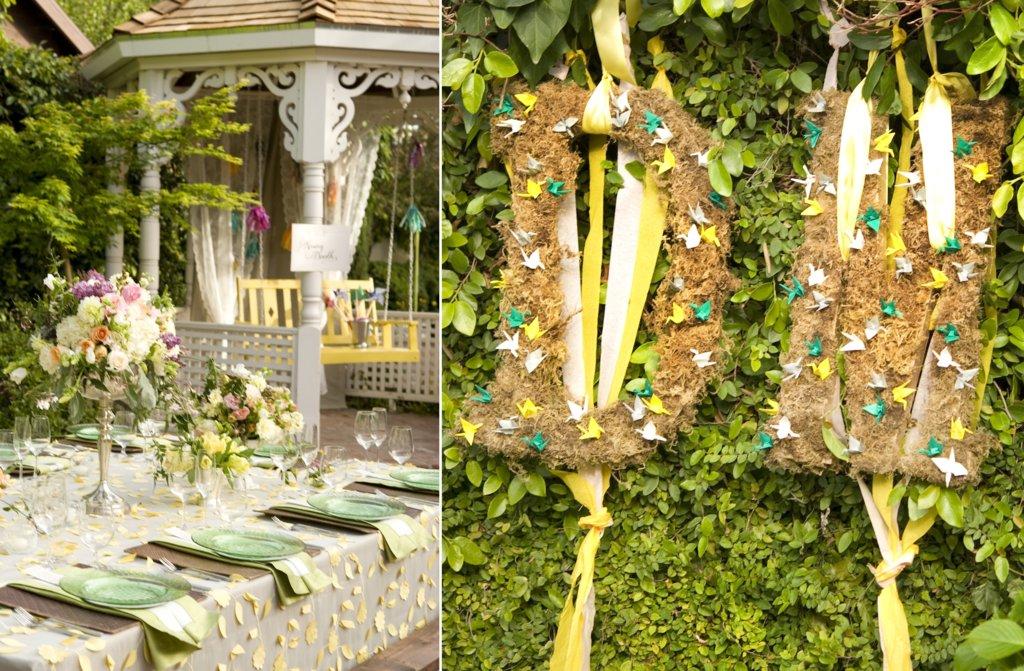 Elegant-garden-wedding-reception-inspiration-romantic-centerpiece-monogram-moss-letters.full