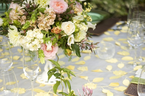 photo of Wedding Flower Inspiration, July 2012