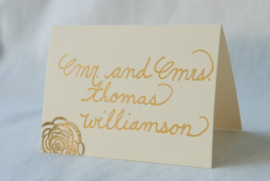 Elegant Wedding Invitations Ivory Letterpress Black