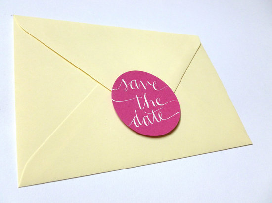 gorgeous wedding invitations hand calligraphy wedding stationery pink pale yellow