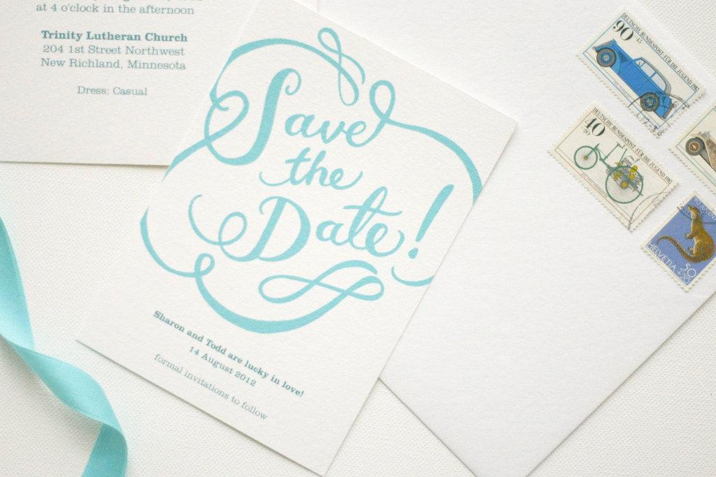 Gorgeous-wedding-invitations-hand-calligraphy-wedding-stationery-sky-blue-ivory.full