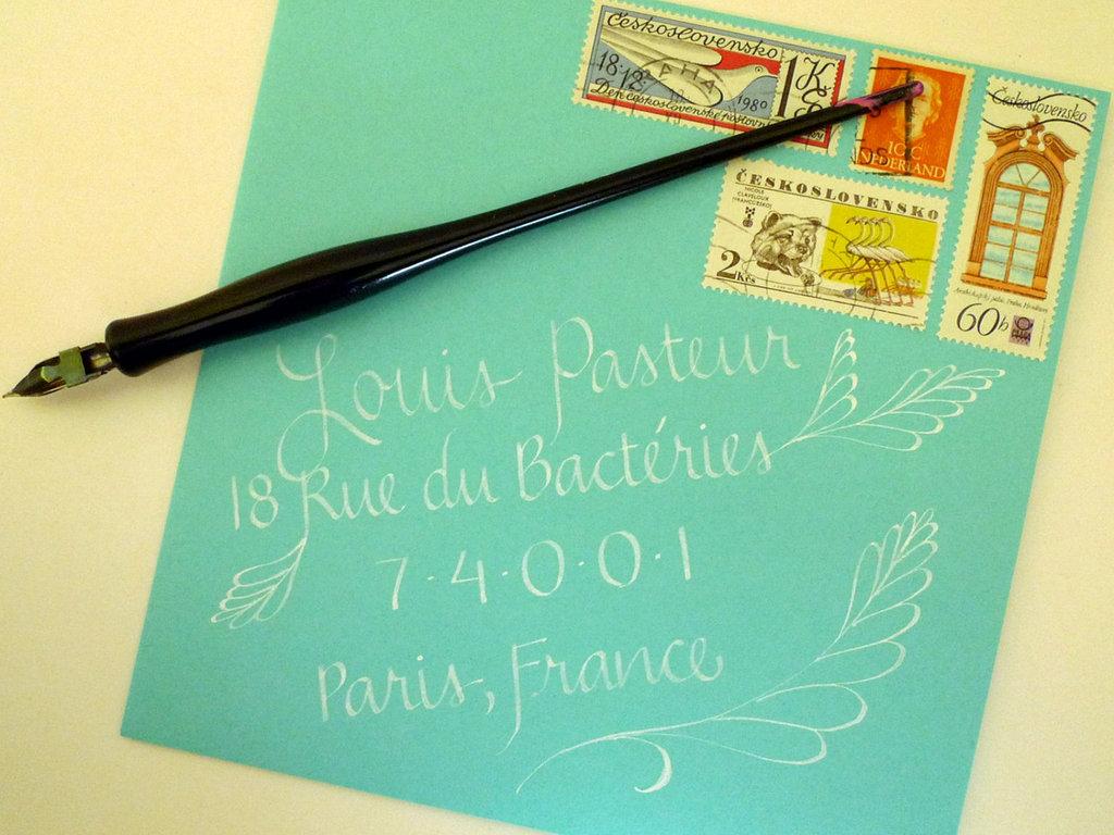 gorgeous wedding invitations hand calligraphy wedding stationery