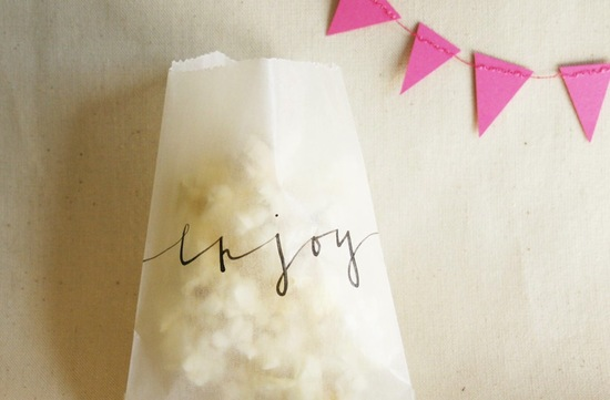 gorgeous wedding invitations hand calligraphy wedding stationery favor bag