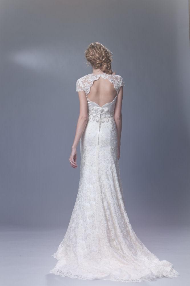 Sarah-houston.amelia-romantic-ivory-lace-wedding-dress-cap-sleeves-2011-open-back.full