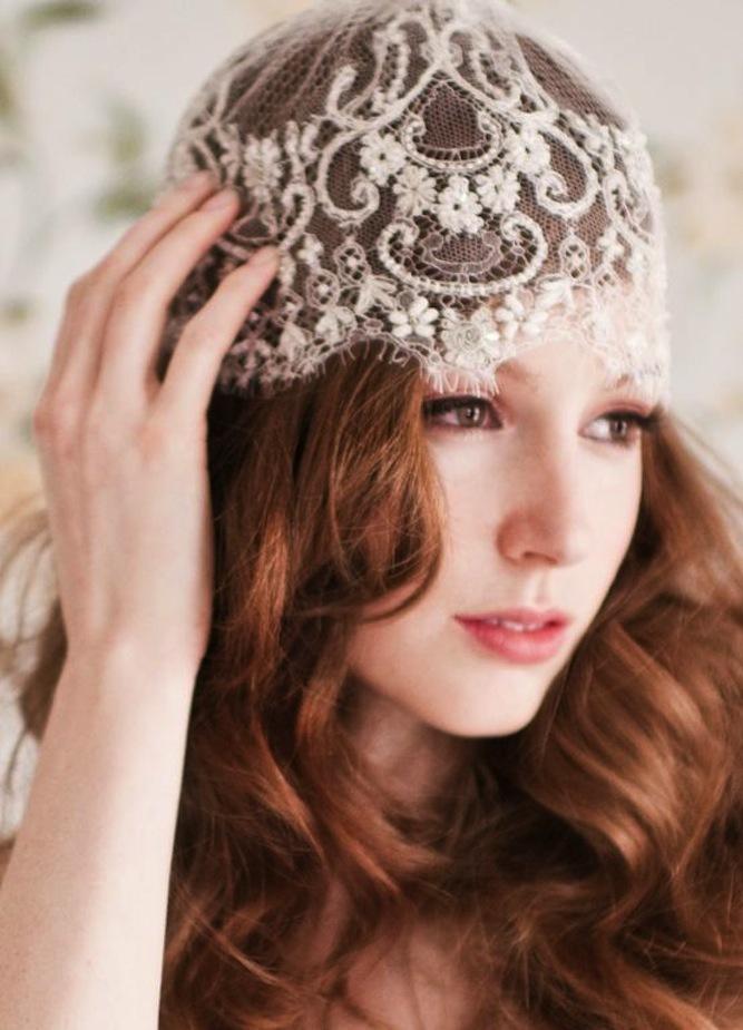 Romantic-wedding-accessories-lace-bridal-cap.full