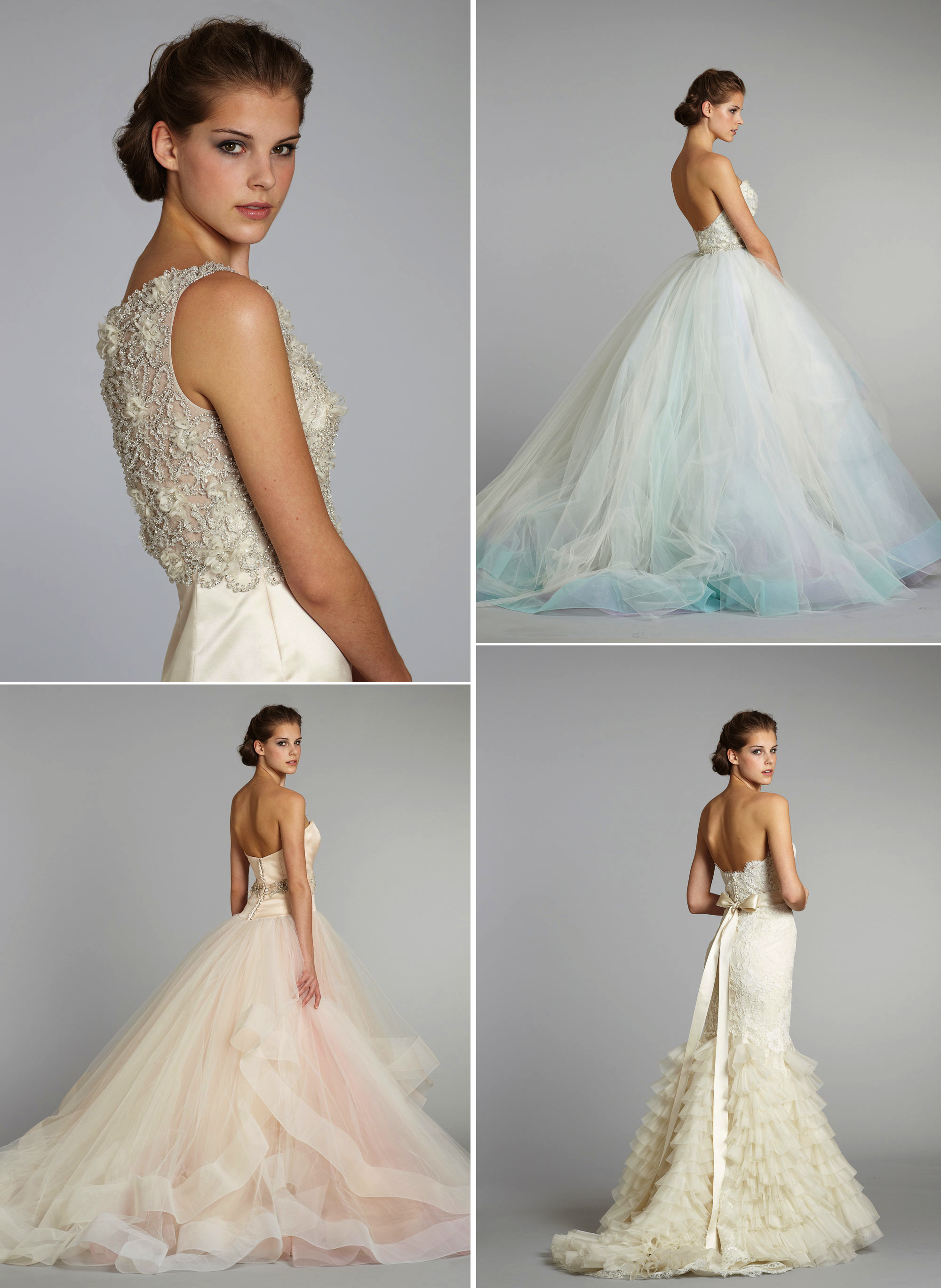 Fall 2012 wedding dresses lazaro bridal gowns 2 for Where to buy lazaro wedding dresses