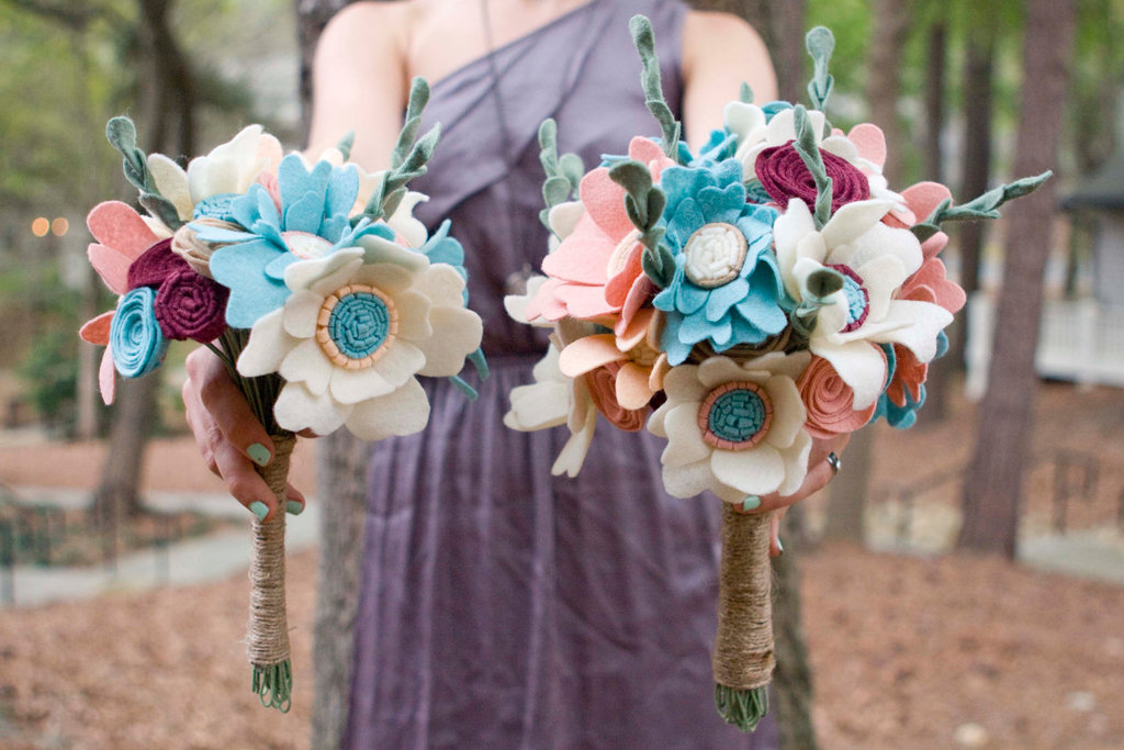 Wedding-flower-alternatives-bridal-bouquets-from-etsy-ivory-peach-aqua.full