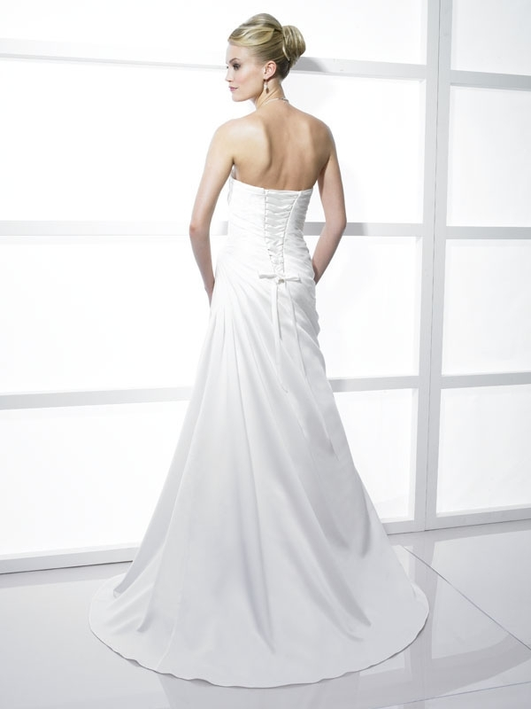 J6160-white-classic-strapless-a-line-wedding-dress-2011-stephanie-couture-back.full