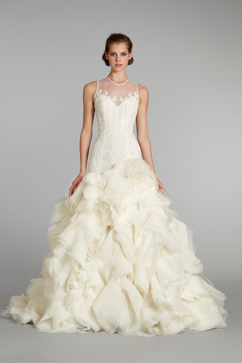 lazaro wedding dresses 2012 fall 2012 wedding dress lazaro
