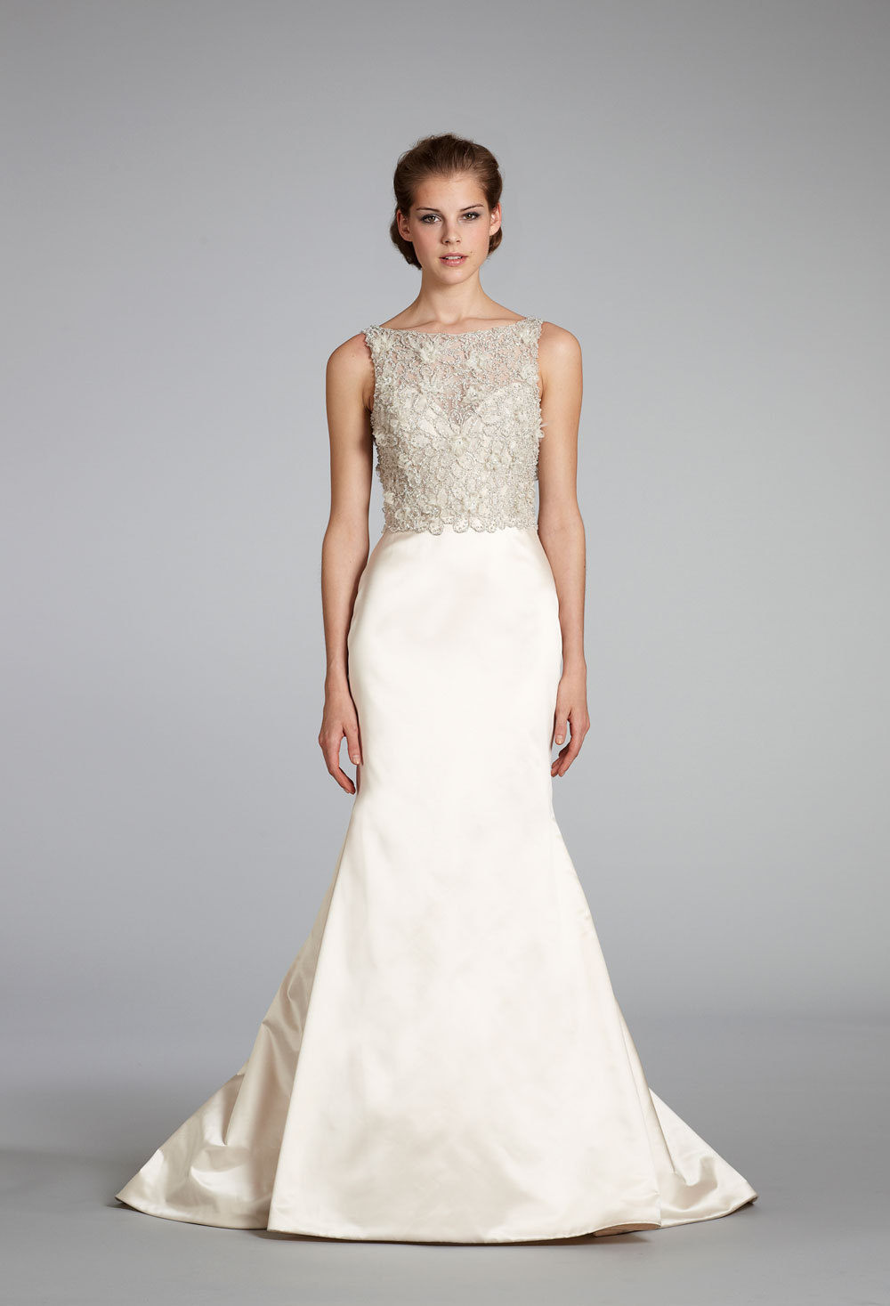 fall 2012 wedding dress Lazaro bridal gowns 3263