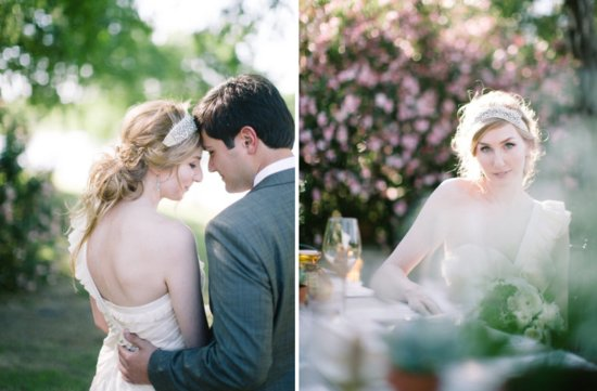 wedding updos we love summer 2012 romantic bohemian twist