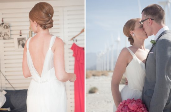 wedding updos we love summer 2012 modern beehive