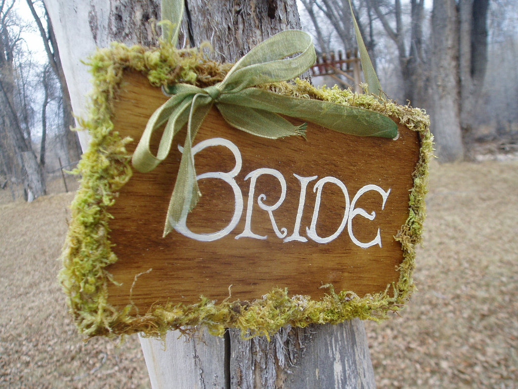 Personalized-wedding-details-ceremony-reception-signs-on-etsy-bride-with-moss.full